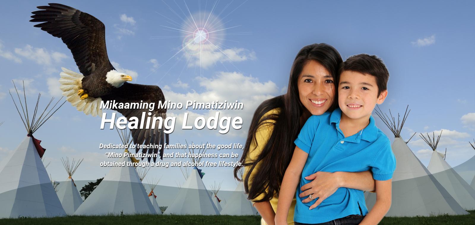 Mikaaming Mino Pimatiziwin Healing Lodge